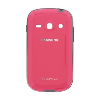 Capa Protective Cover p/ Galaxy Fame EF-PS681BPEGWW Rosa - Samsung