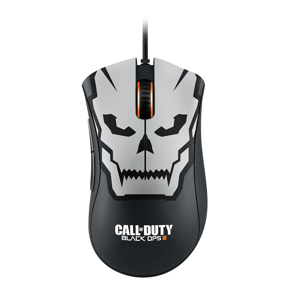Mouse Gamer Deathadder Chroma Call Of Duty Black Ops III RZ01-01210100-R3M1 - Razer