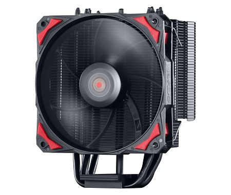 Cooler para Processador Zero K Z4 120mm Preto ACZK4120 - Pcyes