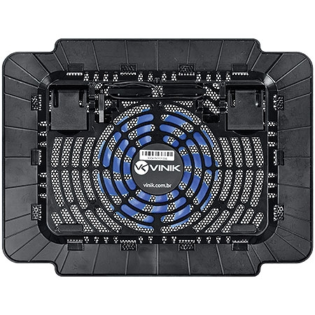 Cooler Airmax para Notebook at� 14 com Regulagem de Altura com de FAN 140mm 23377 - Vinik