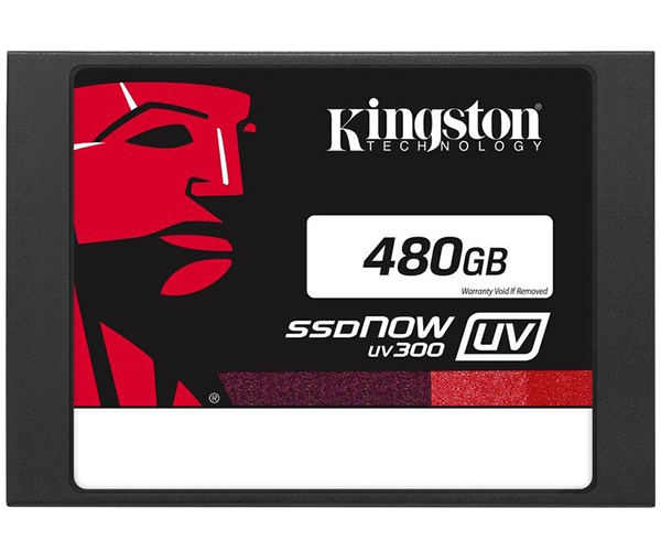 SSD 480GB Sata III 2,5 SUV300S37A/480G  - Kingston