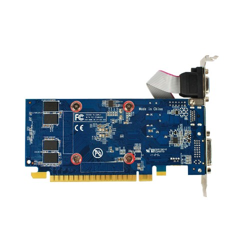 Placa de Vídeo Geforce GT 610 Low Profile 1GB DDR3 61TGS4HX2LTZ - Galax