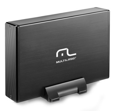 Gaveta para HD 3,5 com Cooler GA119 - Multilaser