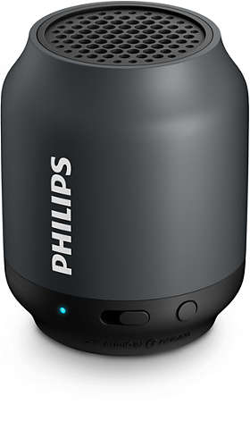 Caixa de Som Bluetooth Portátil Preta BT50BX/78 - Philips