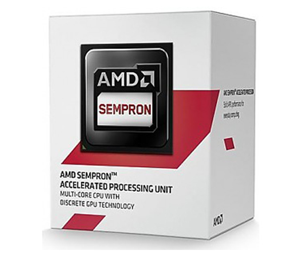 Processador Sempron AM1 2650, Cache 1MB, 1.45Ghz SD2650JAHMBOX Box - AMD