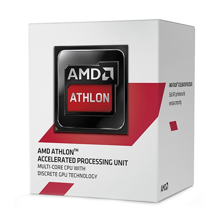 Processador AM1 Athlon 5150 Quad-Core, Cache 2MB, 1.6Ghz AD5150JAHMBOX - AMD