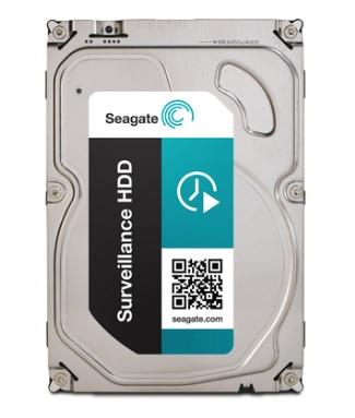 Hard Disk 4TB Sata III 3,5 5900RPM ST4000VX000 Ideal p/Sistema de Seguran�a - Seagate