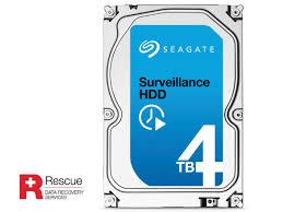 HD 4TB 3,5 Sata III 5900Rpm 64MB ST4000VX002 Ideal p/Sistema de Segurança - Seagate