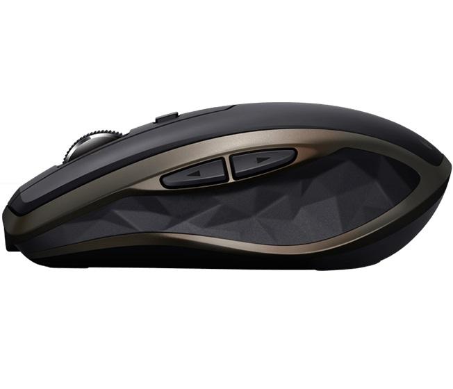 Mouse Sem Fio MX Anywhere2 Bluetooth e USB Recarregável - Logitech