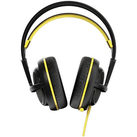 Fone de Ouvido com Microfone Siberia 200 Proton Yellow 51138 - Steelseries