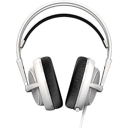 Fone de Ouvido com Microfone Siberia 200 Branco 51132 - Steelseries