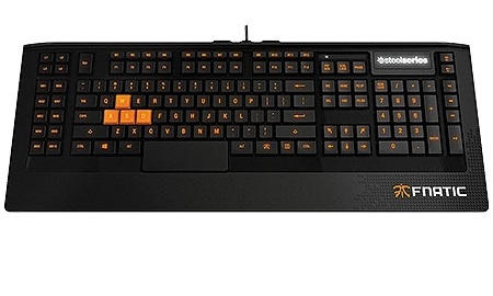 Teclado Apex FNATIC Edition LED RGB 64165 - Steelseries