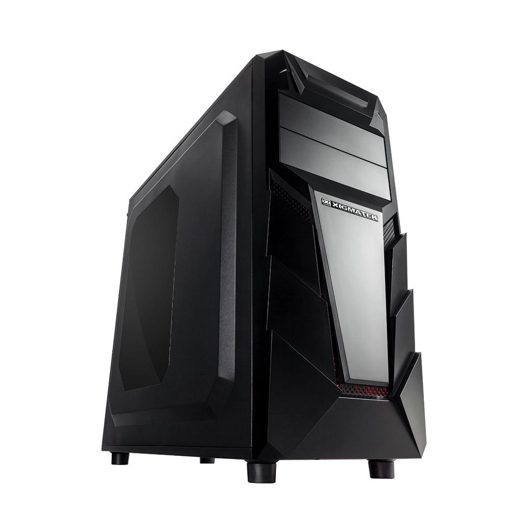 Gabinete ATX Soundwave Black EN6725 - Xigmatek