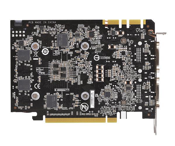 Placa de Vídeo Geforce GTX970 OC Mini ITX 4GB DDR5 256Bit GV-N970IXOC-4GD - Gigabyte