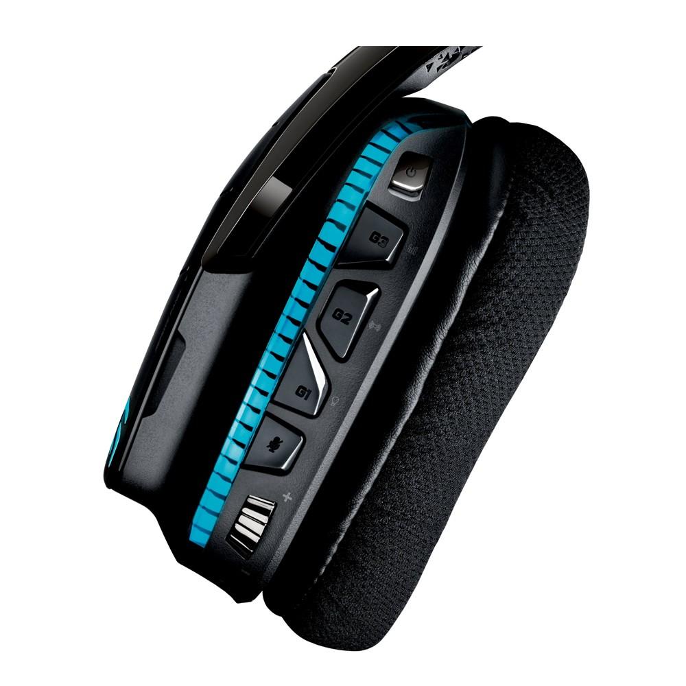 Headset Gamer G633 Artemis Spectrum RGB 7.1 Surrond 3,5mm Iluminado Compatível com Consoles 3,5mm - Logitech