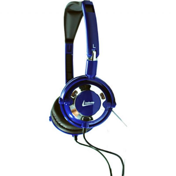 Headphone travel azul 2761 - Leadership