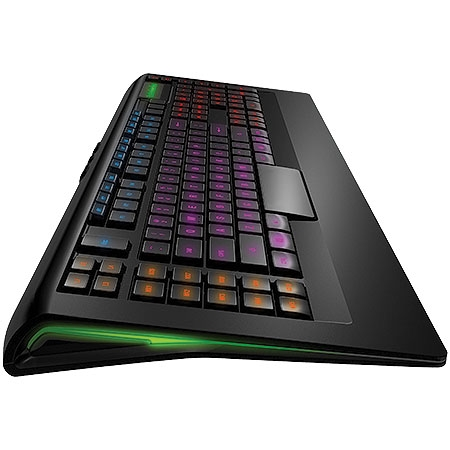 Teclado Apex 350 LED RGB 64470 - Steelseries