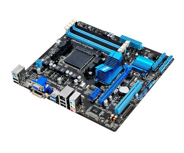 Placa Mãe AM3+ M5A78L-M Plus/USB3, DDR3 USB 3.0 140W (S/V/R) - Asus