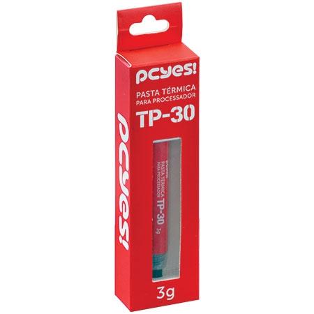 Pasta Térmica para Processador 3G TP-30 - Pcyes