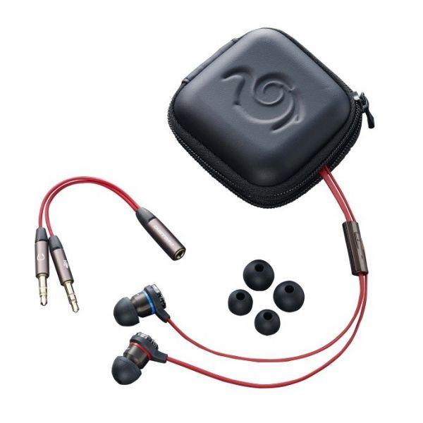 Fone de Ouvido Intra-Auricular Gamer Resonar SGH-2090-KKTI1 - CoolerMaster