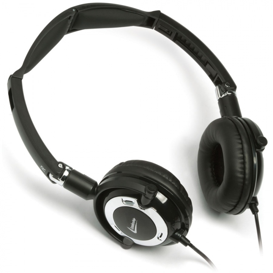 Headphone travel preto 2766 - Leadership