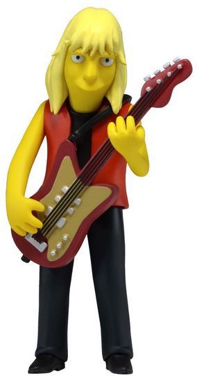 The Simpsons 25TH annivesary Series 4 Action Figure Tom Hamilton