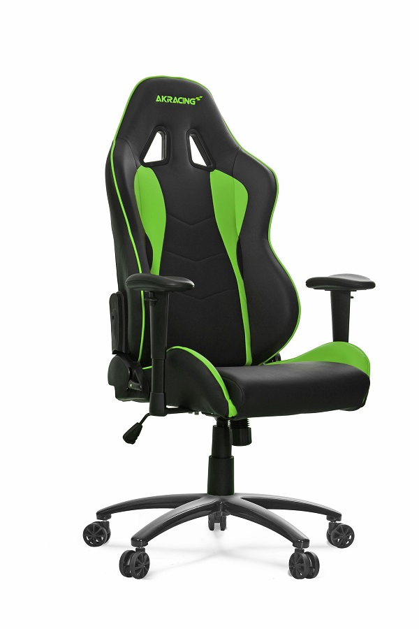 Cadeira AKRacing Nitro Gaming Verde AK-NITRO-GN - AKRacing