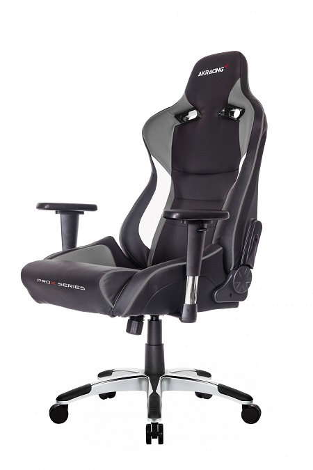 Cadeira AKRacing ProX Grey AK-PROX-GY (10219-3) - AKRacing