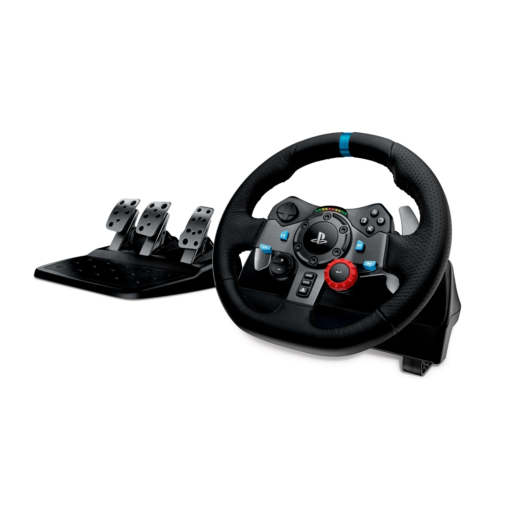 Volante G29 Driving Force PS3/PS4/PC - Logitech