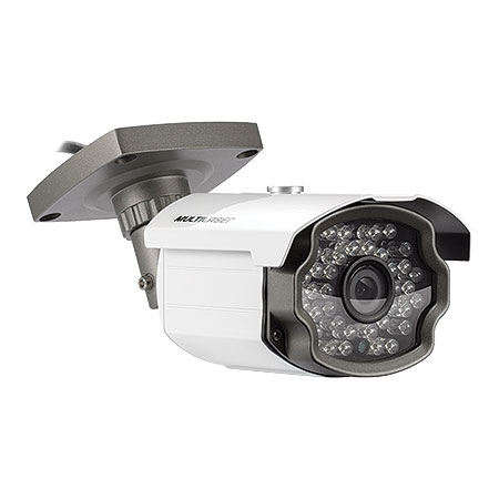 C�mera 24 leds Lente 2.8mm AHDM 960p SE143 Branca - Multilaser