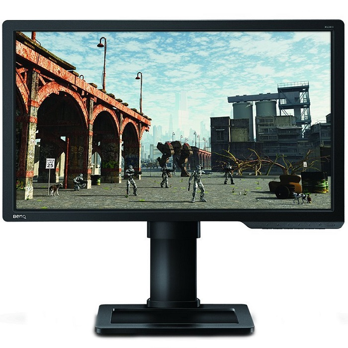 Monitor Gamer 24 Nvidia 3D Vision 144Hz 1ms XL2411 - Benq