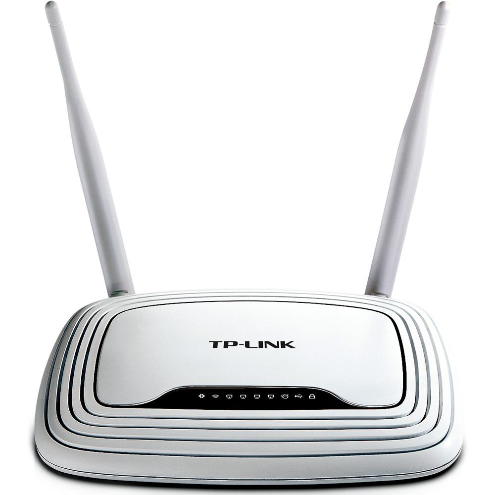 Roteador Wireless N 300Mbps TL-WR842N Multifuncional - Tplink