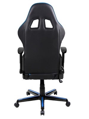 Cadeira F-Series FL08/NB Black/Blue - DXRacer