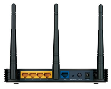 Roteador Wireless N 300Mbps com Botão QSS TL-WR940N - Tplink