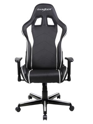 Cadeira F-Series FL08/NW Black/White - DXRacer