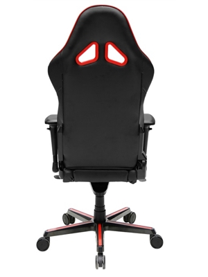 Cadeira R-Series RV001/NR Black/Red - DXRacer