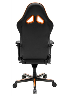 Cadeira R-Series RV001/NO Black/Orange - DXRacer