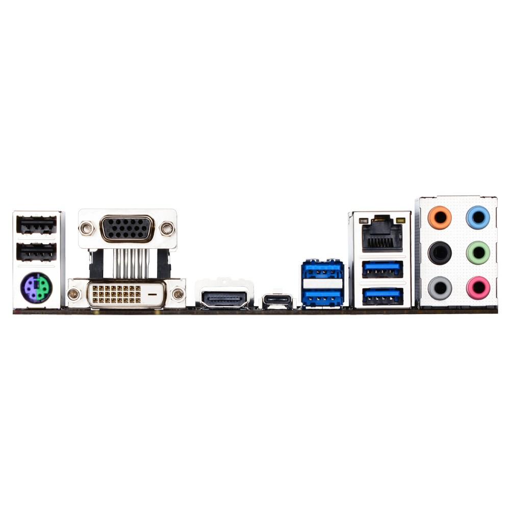Placa Mãe LGA 1151 GA-Z170-D3H DDR4 VGA/DVI/HDMI - Gigabyte