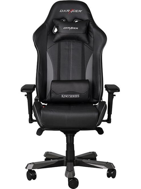 Cadeira K-Series KS06/NG Black/Grey - DXRacer