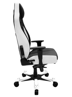 Cadeira C-Series CE120/NW Black/White - DXRacer