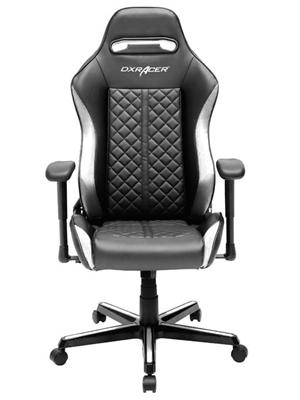 Cadeira D-Series OH/DH73/NW Black/White - DXRacer