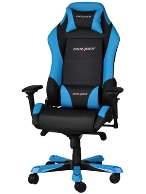 Cadeira I-Series OH/IS11/NB Black/Blue - DXRacer