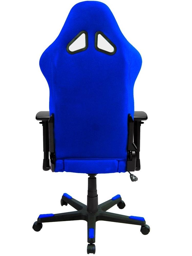 Cadeira RC-Series OH/RW01/BN Black/Blue - DXRacer