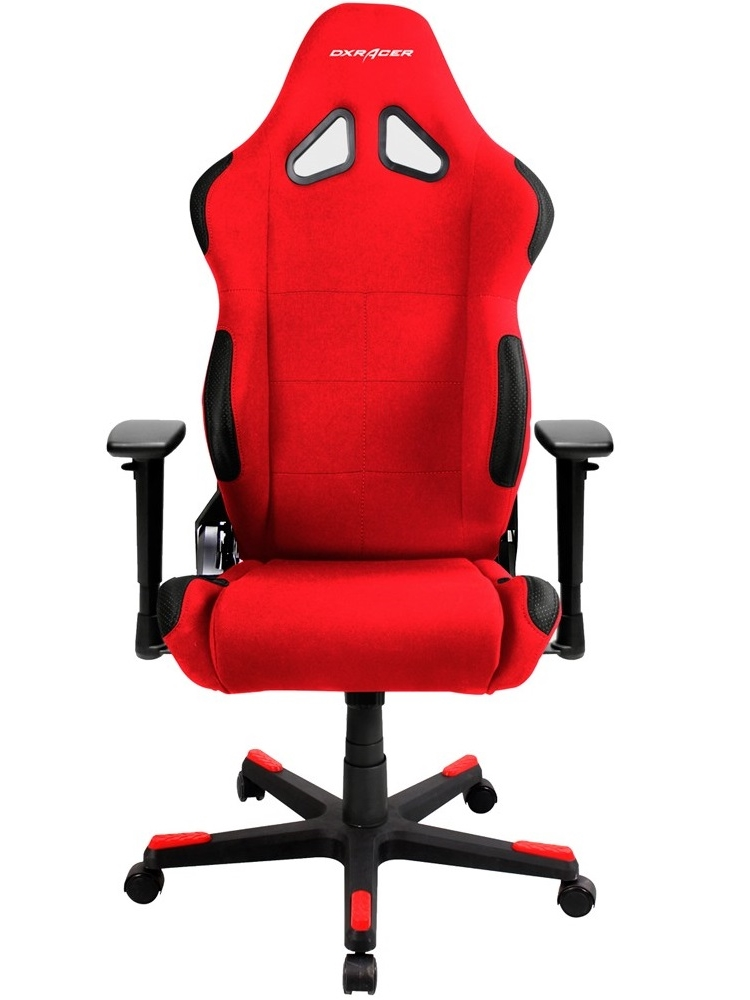 Cadeira RC-Series OH/RW01/RN Black/Red - DXRacer