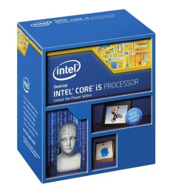 Processador LGA 1150 Core i5-4440 Cache 6MB, 3.1GHz BX80646I54440 BOX - Intel