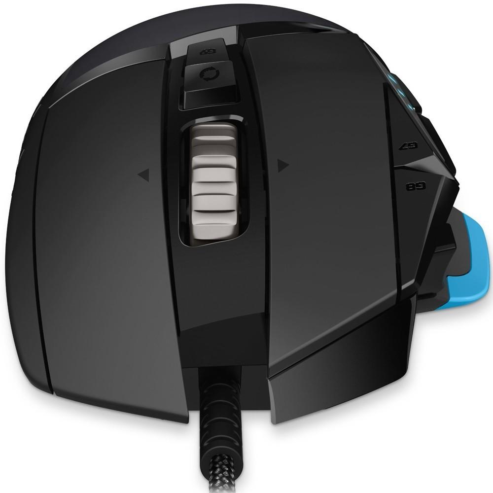 Mouse Gamer G502 12000DPI 12 Botões e Ajuste de Peso - Logitech