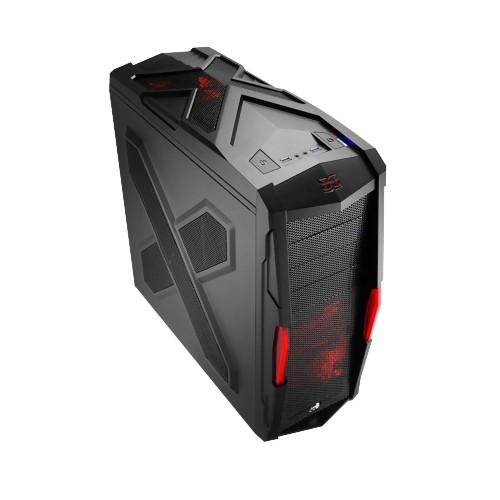 Gabinete ATX Strike-X Xtreme Black EN52025 - Aerocool