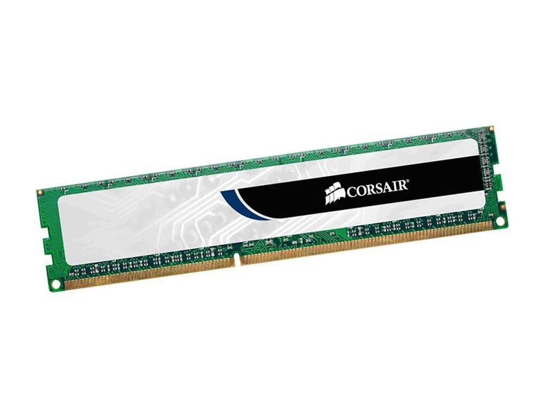 Memoria de 4GB DDR3 1333Mhz Value Select CMV4GX3M1A1333C9 - Corsair