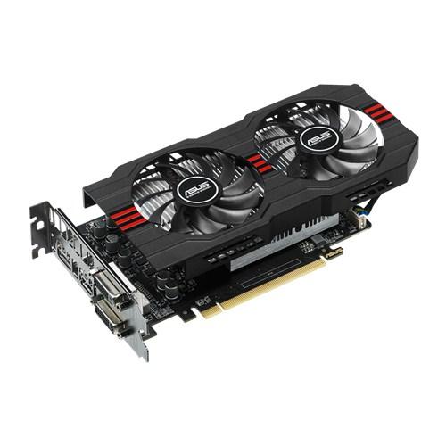 Placa de Vídeo Radeon R7 360 2GB OC DDR5 90YV08E4-M0NA00 - Asus