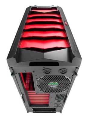 Gabinete Xpredator X3 Evil Red Edition EN57097 - Aerocool